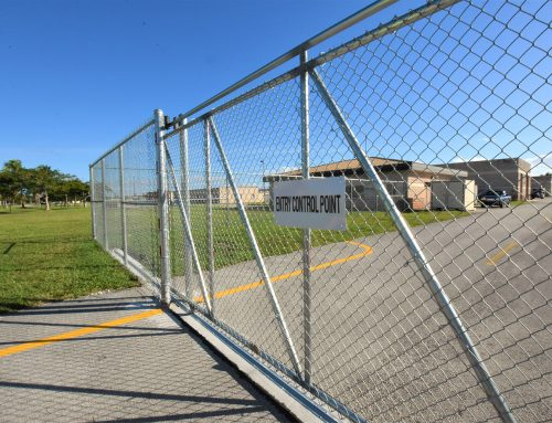 US Department of the Air Force – Homestead Air Reserve Base – Security Fence MAKO Ramp
