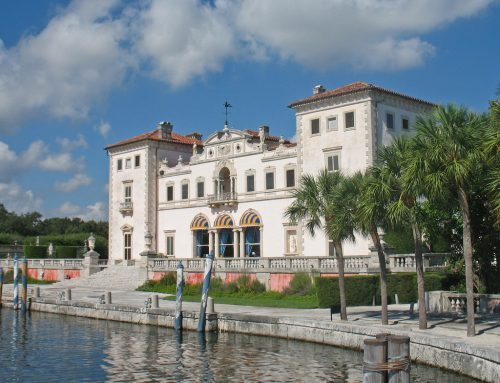 Miami-Dade County – Vizcaya Museum and Gardens Structural Restoration