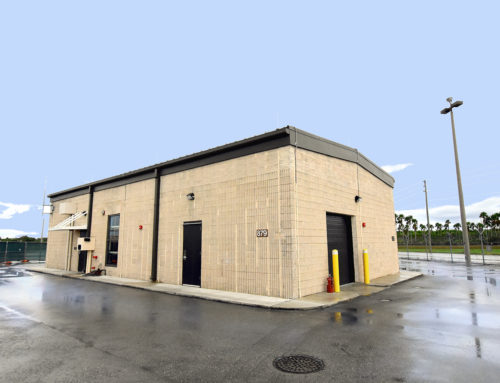 US Department of the Air Force – Homestead Air Reserve Base – Design-Build Renovation of Building 879